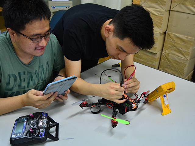 Kelas Teknologi Drone