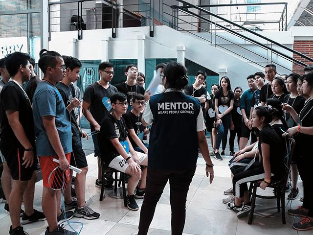 Training Mentor II