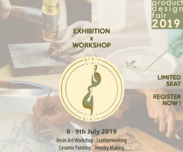 PRODUCT DESIGN FAIR 2019 – [BIKINBIKIN]
