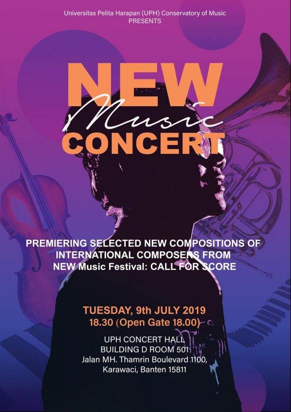 NEW MUSIC CONCERT
