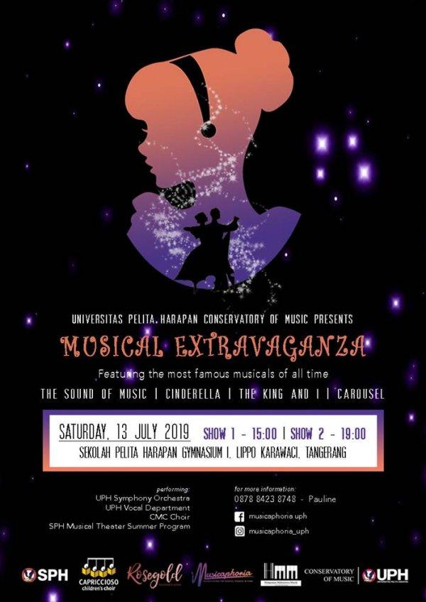 Musical Extravaganza