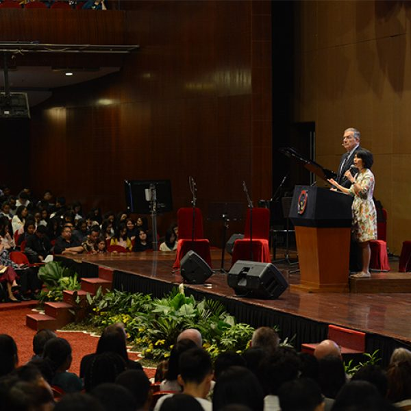 Pelita Harapan Conference 2019 Stresses the Unique Contributions of Christian Institutions for the World