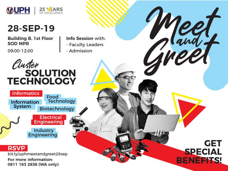 Meet and Greet: Cluster Solution Technology