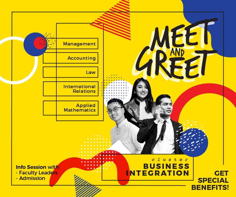Meet and Greet: Cluster Business Integration