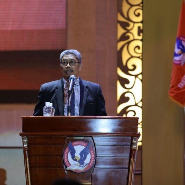 Head of Region 1 LLDIKTI Appreciates UPH Medan Graduates