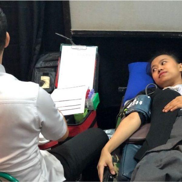 Dukung Kebutuhan Darah PMI, BEM UPH Sumbang 573 Kantong Darah di Blood Donation 16
