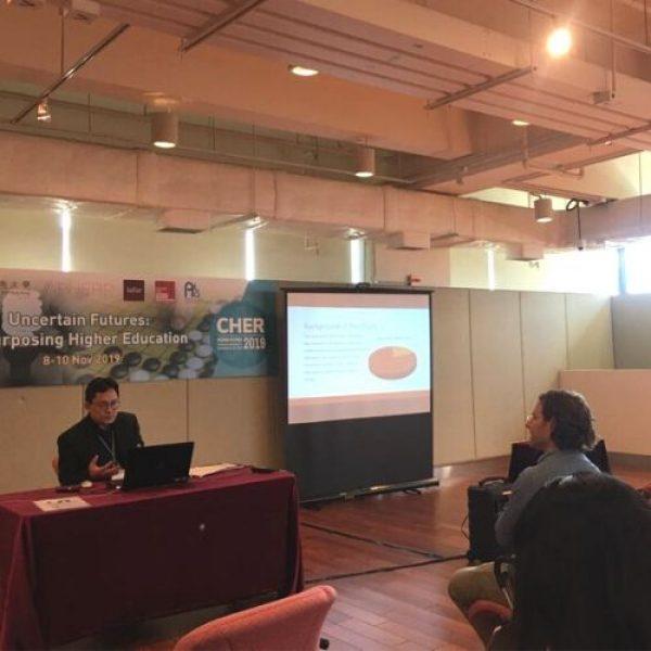 Wakili Indonesia UPH Bahas Penerapan Liberal Arts pada The Asian Conference