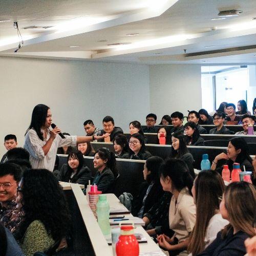 UPH Medan Sosialisasikan Pusat Belajar Jarak Jauh Kepada Siswa SMA