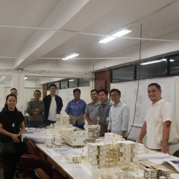 Works by UPH Architecture Students Offer Design Solutions for 4.0 Era