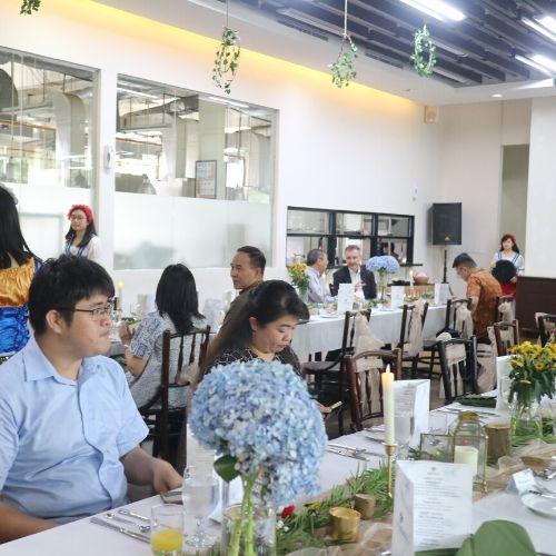 Manajemen Perhotelan UPH Asah Kreativitas Mahasiswa ke Tingkat International