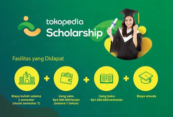 Tokopedia Scholarship