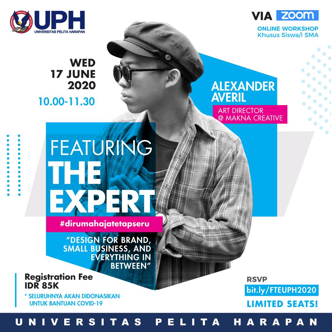 Featuring the Expert: Alexander Averil