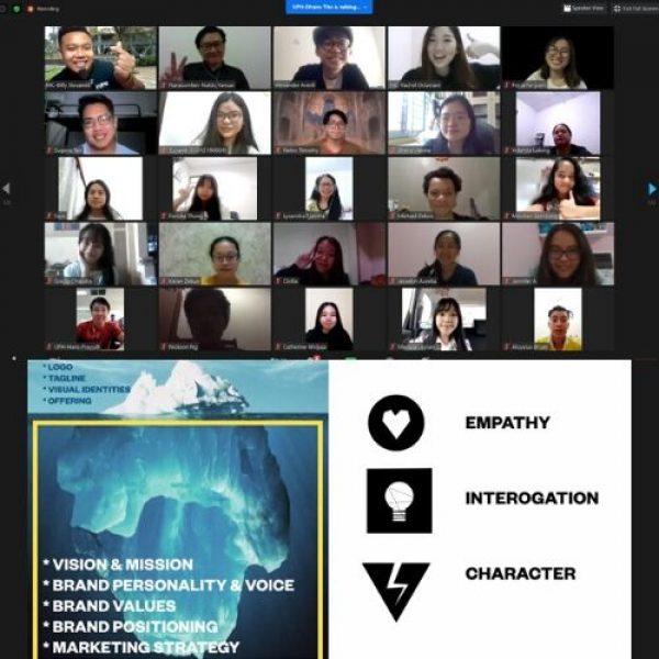 UPH Gandeng Partner Industri Profesional Bahas Pentingnya Desain untuk Efektivitas Brand