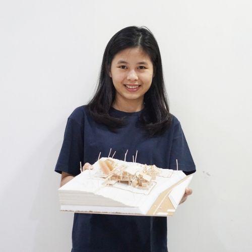 Mahasiswa Desain Interior UPH Raih prestasi tertinggi sebagai Asia Young Designer of The Year 2020