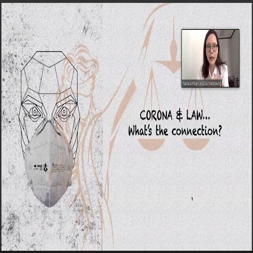 Hukum dan Virus Corona Berkaitan? Fakultas Hukum UPH Beri Penjelasannya