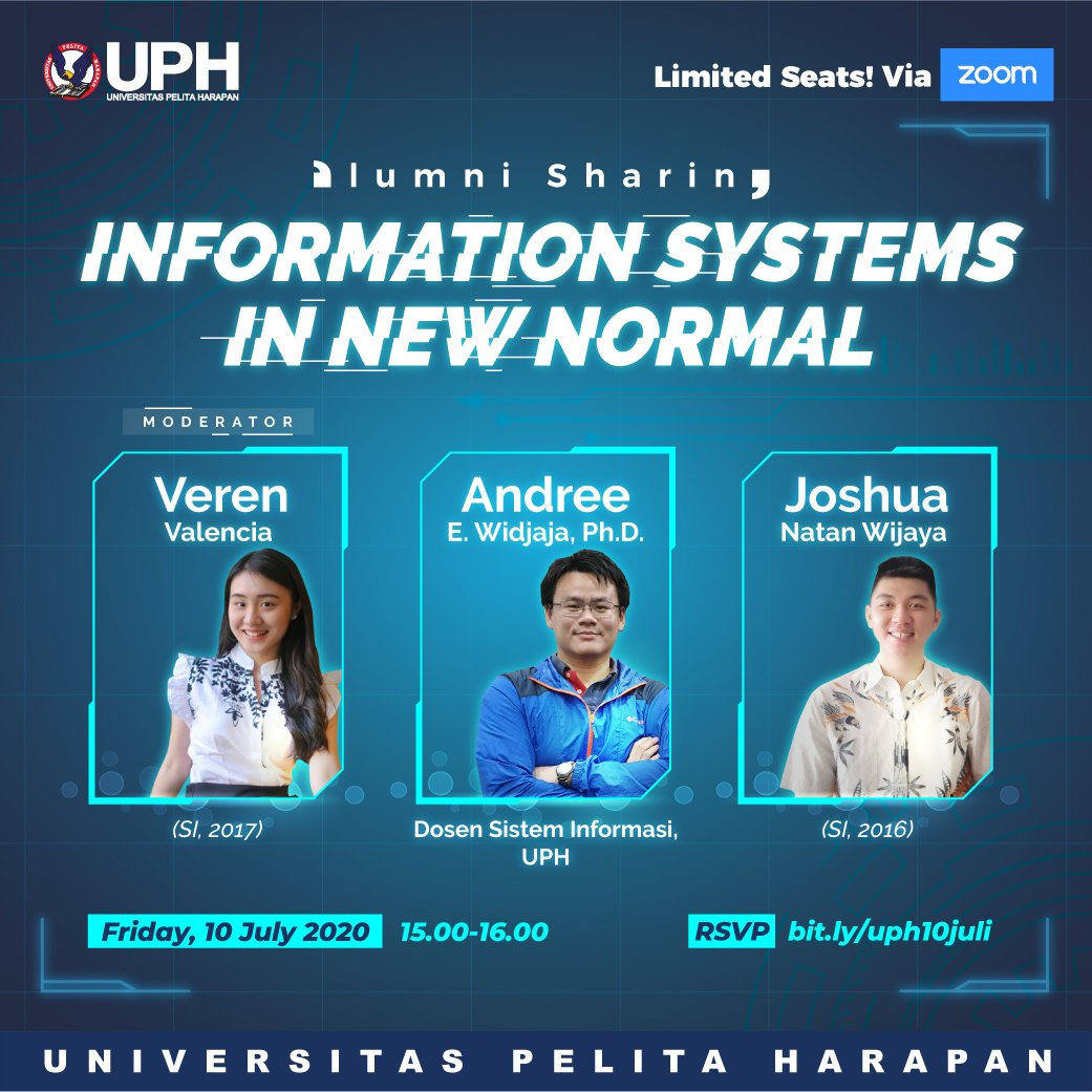 Information Systems in New Normal
