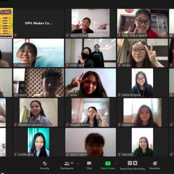 UPH Medan Ajak Siswa SMA Kenal Dunia Kampus Lewat 'Virtual Trial Class 2020