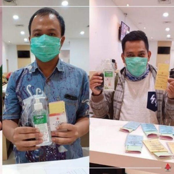 Jangan Takut Donor Darah! BEM-UPH bersama PMI Edukasi Penting dan Amannya Donor Darah saat Pandemi