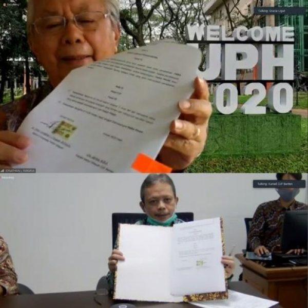 Perdalam Pemahaman Dunia Pajak, UPH Jalin Kerja sama dengan DJP Banten