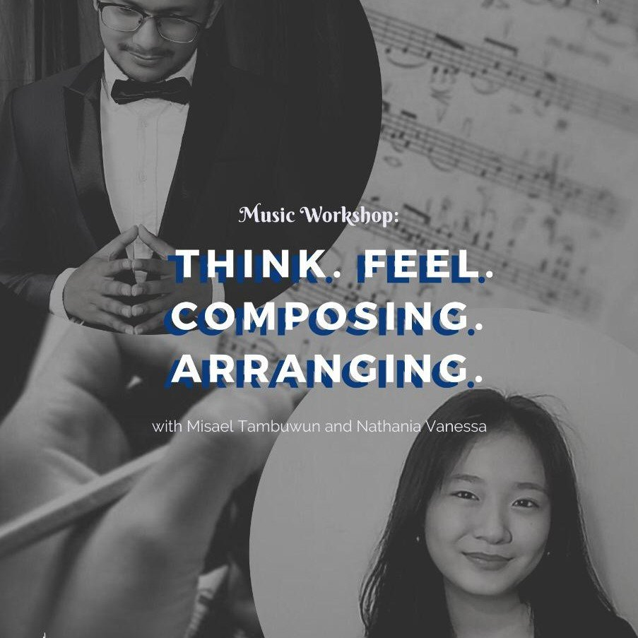 Music Workshop: Think. Feel. Composing. Arranging.
