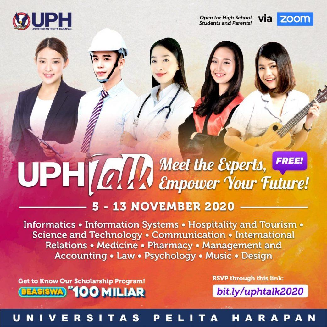 UPH Talk