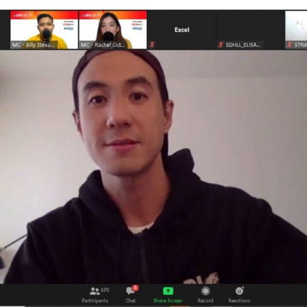 'Seberapa Nasionaliskah kamu?' Bersama Daniel Mananta di UPH Virtual Open House