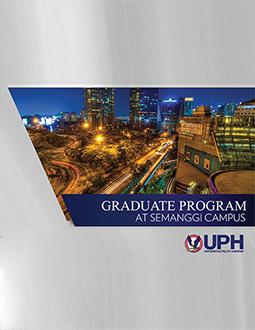 Brosur Kuliah - Dapatkan Informasi Program Studi di UPH