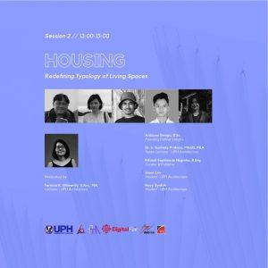 UPH Architecture Digital Fair (IndoBuildTech 2020)