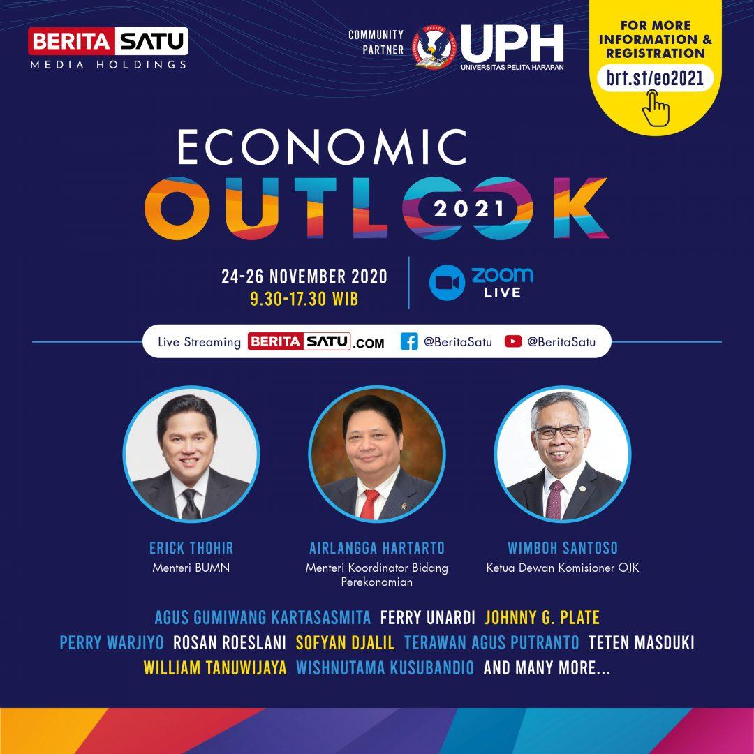 Virtual Conference: Percepatan Pemulihan Ekonomi dan Penguatan Reformasi