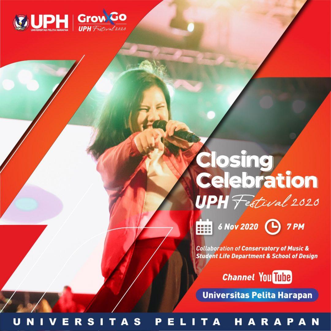 UPH Festival 2020: Grow x Go Closing Celebration