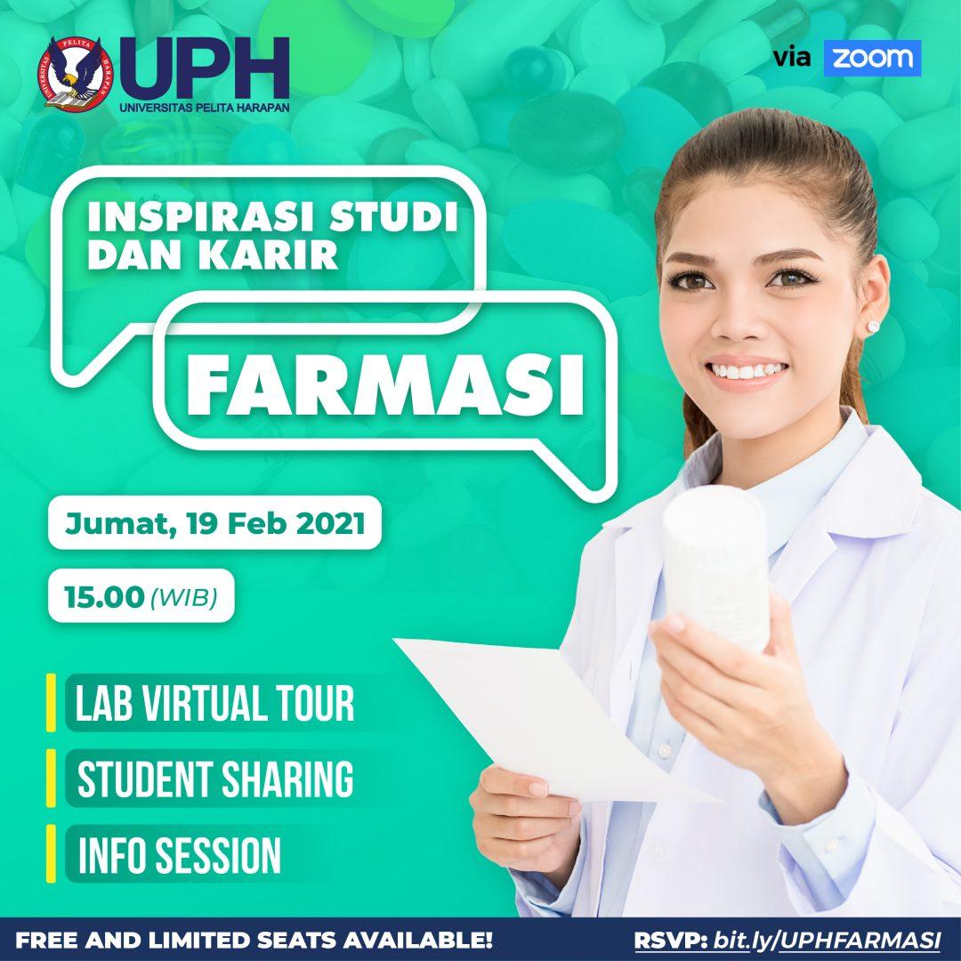 Farmasi (Inspirasi Studi dan Karir)