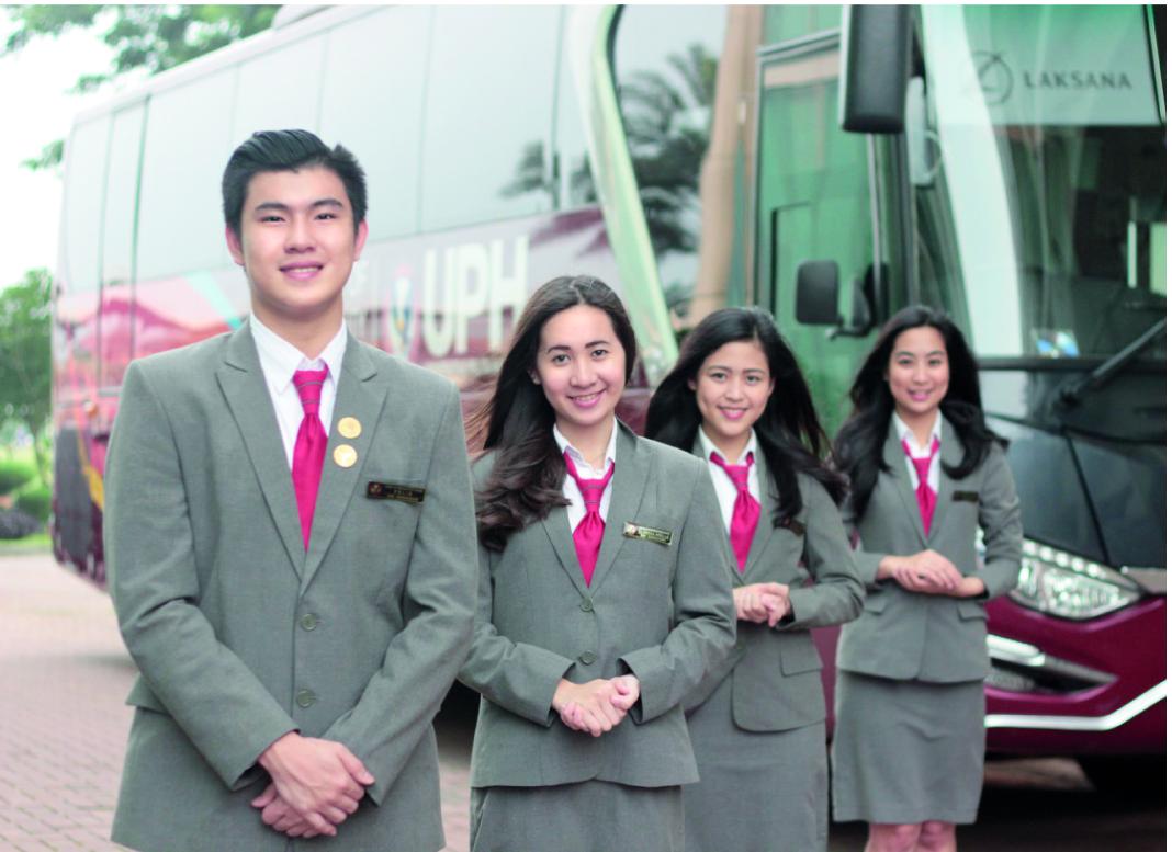Mahasiswa Usaha Perjalanan Wisata UPH 'Borong' Juara di Hospitour 2020