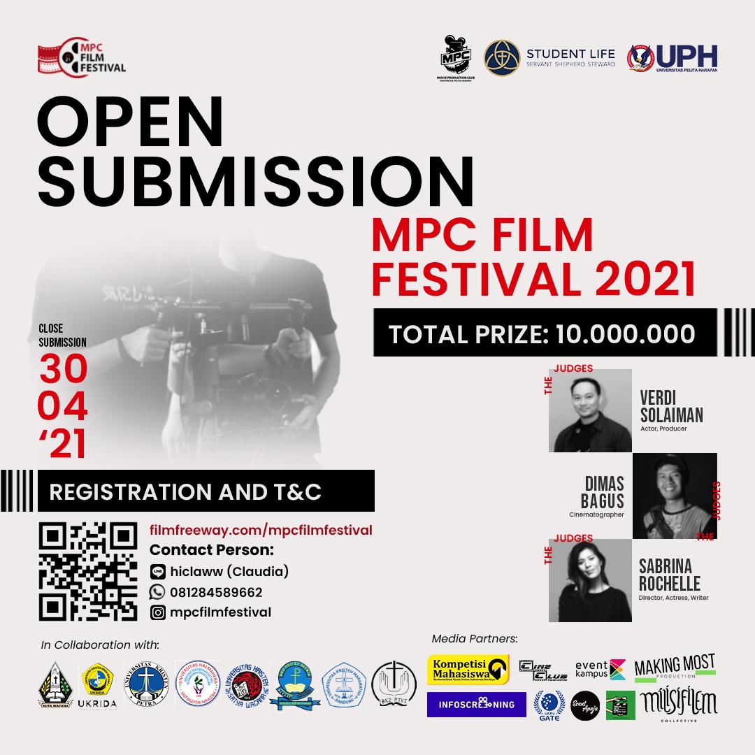 MPC Film Festival 2021