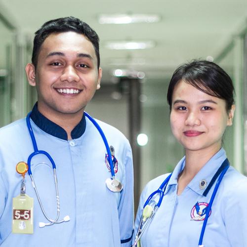 Fakultas Keperawatan UPH Capai Tingkat Kelulusan Tertinggi pada Uji Kompetisi Ners Kemendikbud