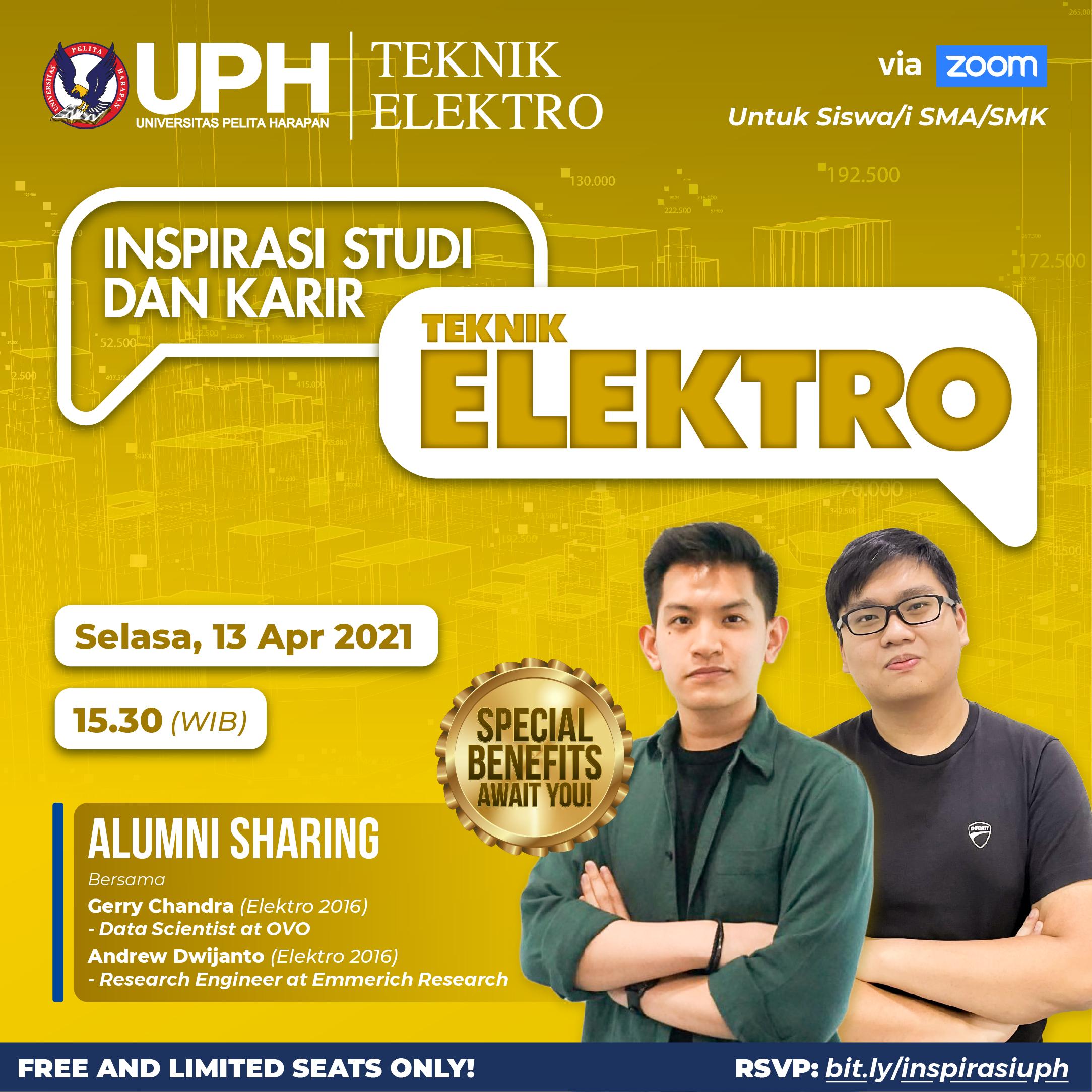 Teknik Elektro (Inspirasi Studi dan Karir)