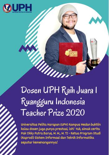 113042021-AP-Dosen UPH Raih Juara 1 Ruangguru Indonesia Teacher Prize 2020