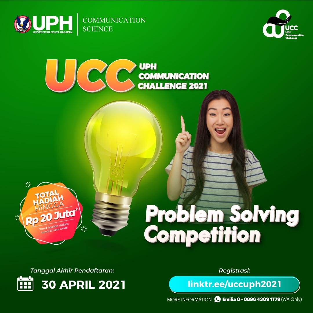 Problem Solving Competition