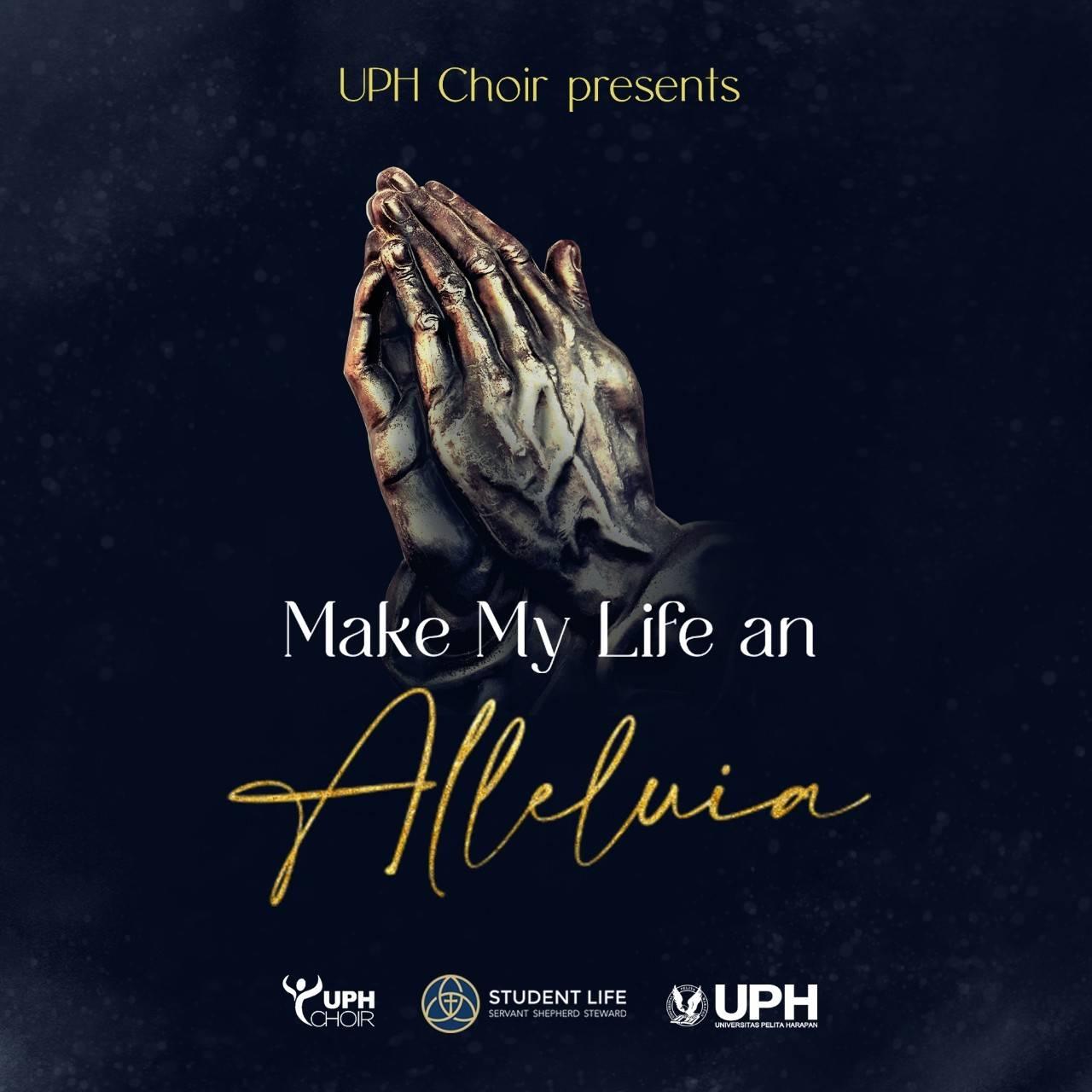 Make My Life an Alleluia