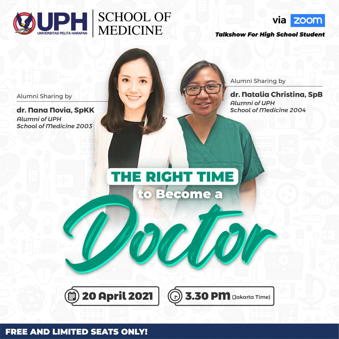 Webinar: The Right Time to Become a Doctor