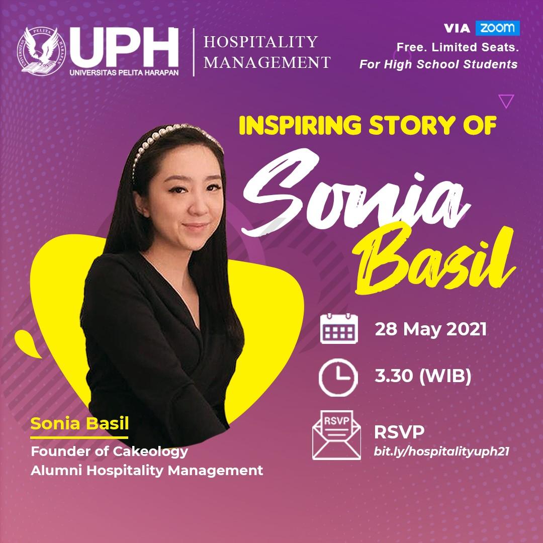 Inspiring Story of Sonia Basil