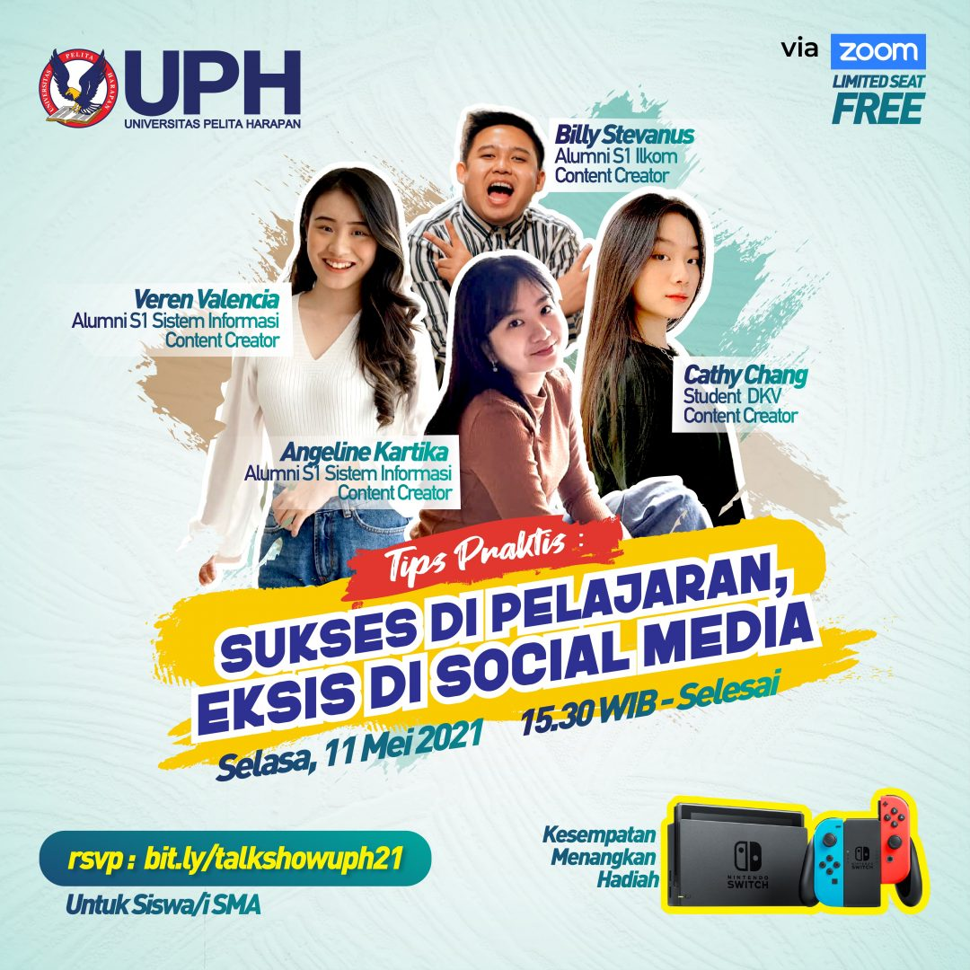 Sukses di Pelajaran Eksis di Social Media
