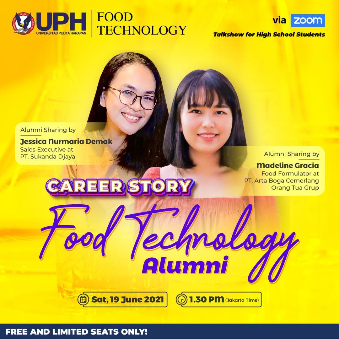 Career Story: Food Technology Alumni
