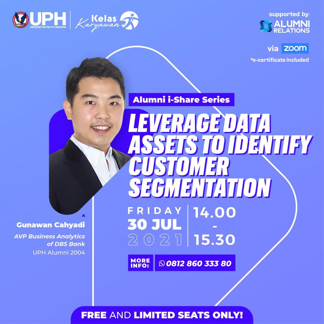 Leverage Data Assets to Identify Customer Segmentation