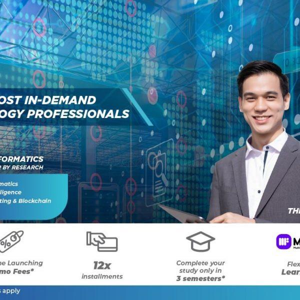 Magister UPH Luncurkan Program Studi Informatika