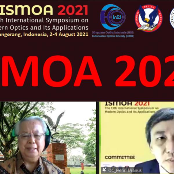UPH Jadi Tuan Rumah Konferensi Ilmiah ISMOA 2021