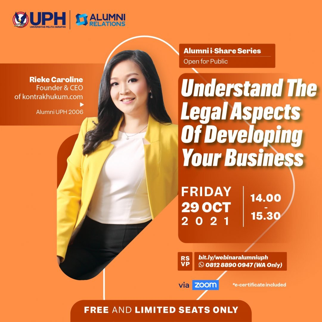 Understand the Legal Aspects of Developing Your Business