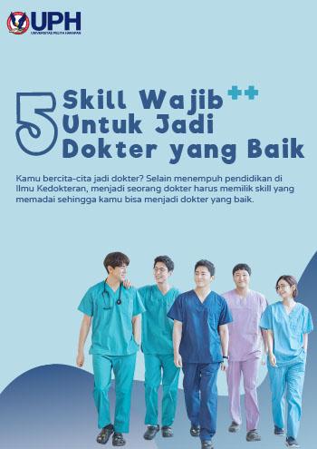 Rev 5-5 Skill Wajib Jadi Dokter yang Baik - AP